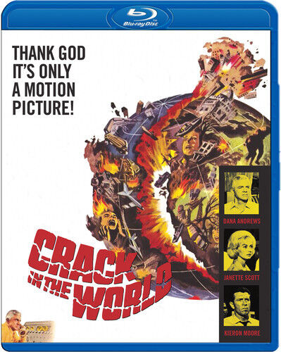 Crack In The World [new Blu-ray]