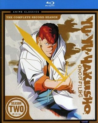 Yu Yu Hakusho: Season Two - Classic [New Blu-ray] Boxed Set