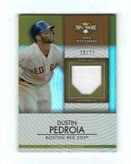 Dustin Pedroia Jersey Card