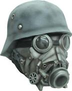 Halloween Gas Mask