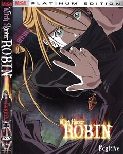 Witch Hunter Robin collector's anime bundle tshirt cels glass Cambridge Kitchener Area image 3