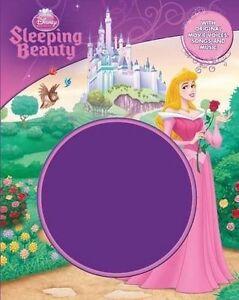 Disney disney book and cd sleeping beauty princess book 1445424029