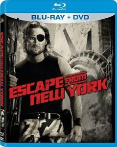 ESCAPE FROM NEW YORK Blu Ray Kurt Russell John Carpenter