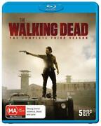 The Walking Dead Blu Ray