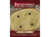 "Pathfinder PZO 31013 ""Flip-Mat Arena"" Game BRAND NEW, SEALED"