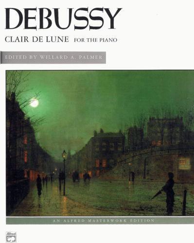 Debussy Clair De Lune Ebay