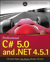 Professional C# 5.0 and .NET 4.5.1 by Christian Nagel