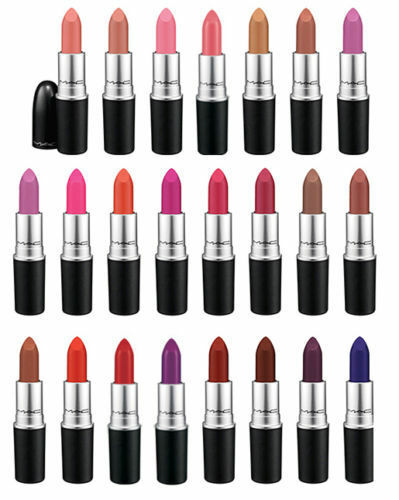 MAC Lipstick - Cremesheen, Frost, Glaze, Lustre, Matte, Satin - pick your shade