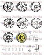 2012 Dodge RAM Wheels