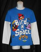 Angry Birds Space Shirt