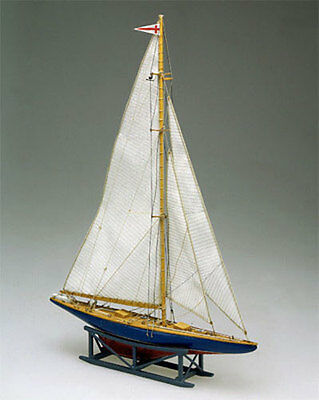 MAMOLI ENDEAVOUR II yacht J wood ship scale model kit, usado segunda mano  Embacar hacia Argentina