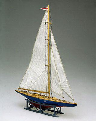 MAMOLI ENDEAVOUR II yacht J wood ship scale model kit segunda mano  Embacar hacia Argentina