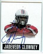 Jadeveon Clowney Card