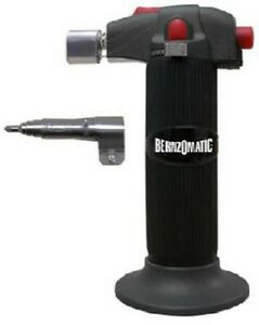 Bernzomatic ST2200 3 in 1 Micro Flame Butane Torch Kit