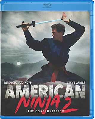 American Ninja 2: The Confrontation [New Blu-ray]