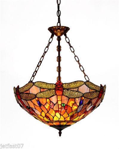 Dragonfly Hanging Lamp Ebay