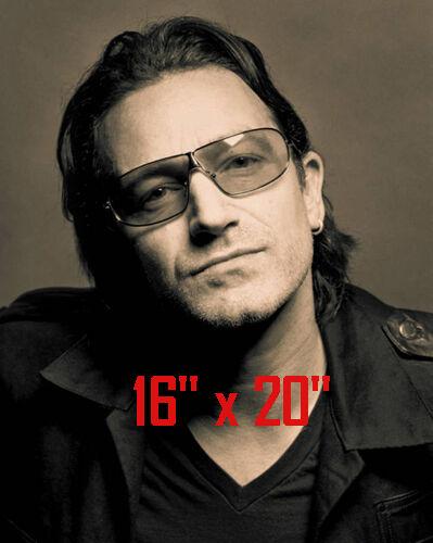 "U2~Bono~Poster~Music~Photo~16"" x  20"""