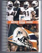 Miami Dolphins Media Guide