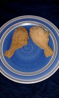 Fried Chicken, Fake Food, Wax, Prop, Decor