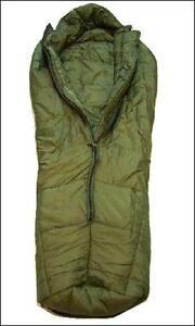 British Army Arctic sleeping Bag - With Stuff Sack - Large