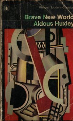 Brave New World (Modern Classics) by Huxley, Aldous Paperback Book The Cheap