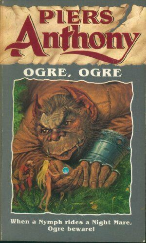 Ogre,Ogre (Orbit Books),Piers Anthony
