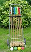 Used Croquet Set