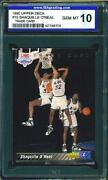 Shaquille O'neal Upper Deck Rookie Trade Card