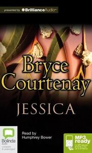 Bryce-COURTENAY-JESSICA-Audiobook