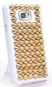 Samsung Galaxy S2 Hülle Gold