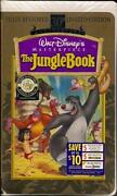 The Jungle Book 1997 VHS