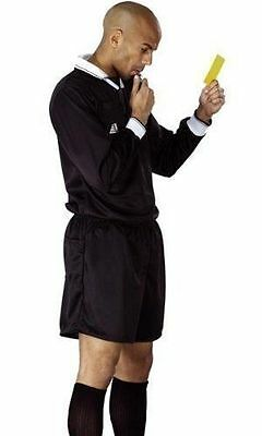 Ballon de football Arbitres Kit Maillot & Short Vêtements sport habits HOCKEY