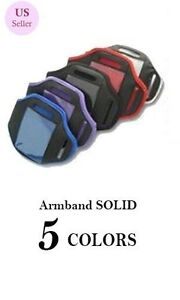 iPhone 4 / 4S Armband Exercise Band Running Cover Sport Gym Workout Neoprene