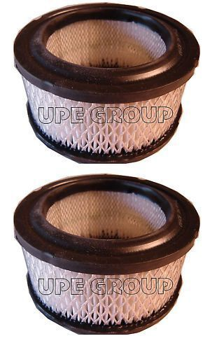 New 2 Pack Air Intake Filter for Ingersol Rand 32170979   # 14  A424