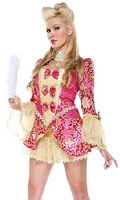 Southern Belle Sexy Costume Debutante Outfit Adult Small/Medium 2-5](Adult Southern Belle Costume)
