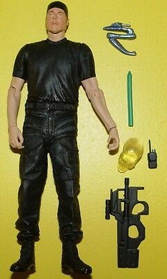 Stargate Diamond Select Toys Black Ops Daniel Jackson (#13031)