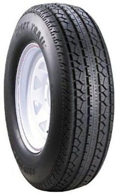 2 New Carlisle Sport Trail Bias Trailer Tires with wheel 480-8  5X4.5   Carlisle Sport Trail Bias Trailer