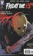 Friday The 13th Comic