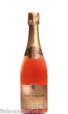 (73,00€/L) Taittinger Prestige Rose Brut Champagner 0,75 Ltr.