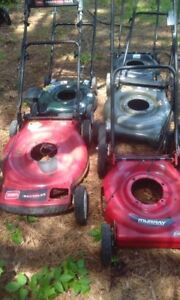 Push Mower Deck WANTED!