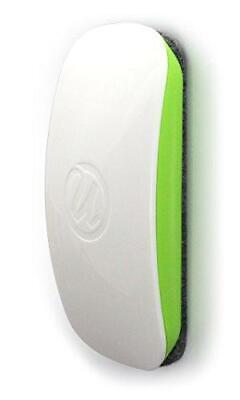 U Brands Magnetic Dry Erase Board Eraser Felt Bottom Surface 4.5 X 2.25 X 1