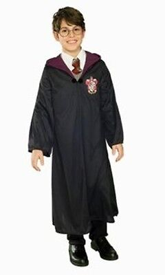 Harry Potter Kostüm mit Brille & Zauberstab im Set  Kinderkostüm Karneval