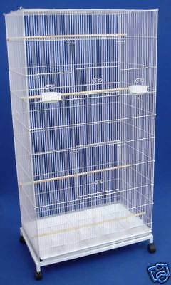 Extra Large Aviary Bird Parakeet Finch Budgies Canary Cage W/Stand WTE-148