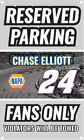 Chase NASCAR Signs
