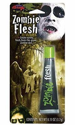 Halloween Creepy, Horror, Zombie Walking Dead Flesh Costume Accessory Makeup