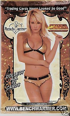 BENCHWARMER GOLD EDITION - HOT PACK -- KISS PACK / AUTO?