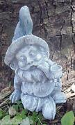 Concrete Gnome Molds