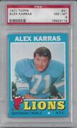 Alex Karras Football Card
