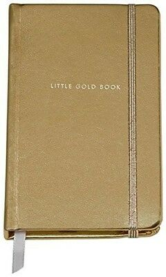 Kate Spade New York Leatherette Notebook - Gold Small New