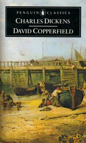 David Copperfield (English Library),Charles Dickens